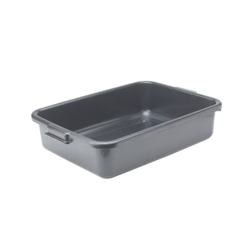 "Winco® Black 5"" Deep Polypropylene Dish Box,BPA Free  Regularly $5.95, Sale $4.50"