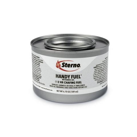 Sterno 2 Hour Handy Fuel Methanol Gel Chafing Fuel, 72/Case  Regularly $53.95, Sale $48.95
