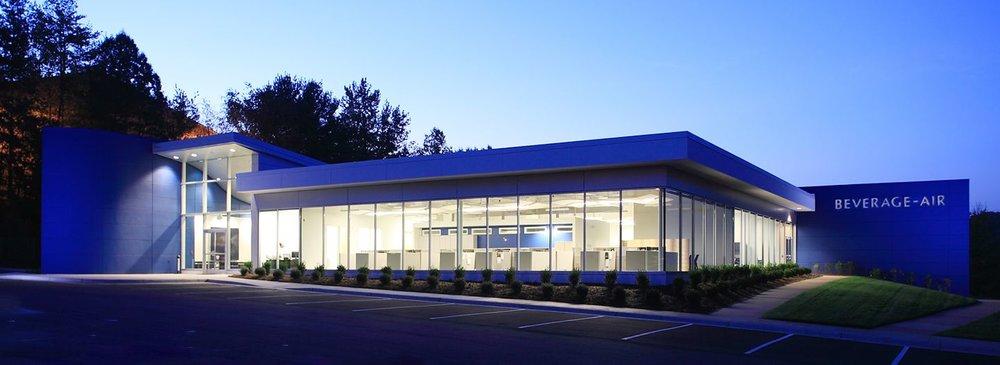 Beverage-Air® headquarters in Winston-Salem, NC