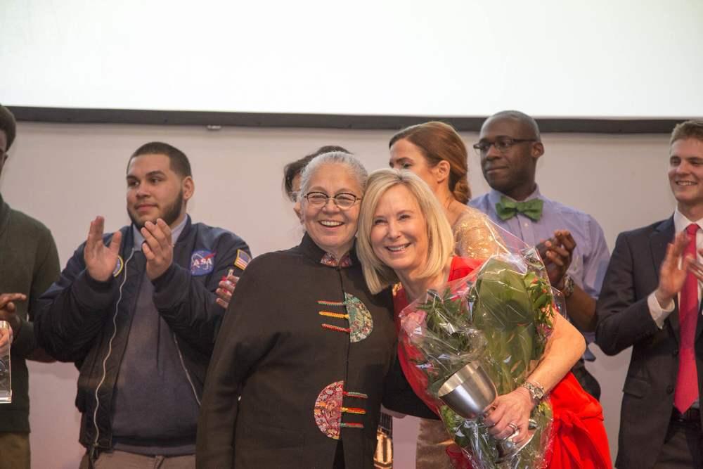 Julie Joyal & HMS MEDscience: WINNER of the Charity Warriors Challenge! February 11, 2016