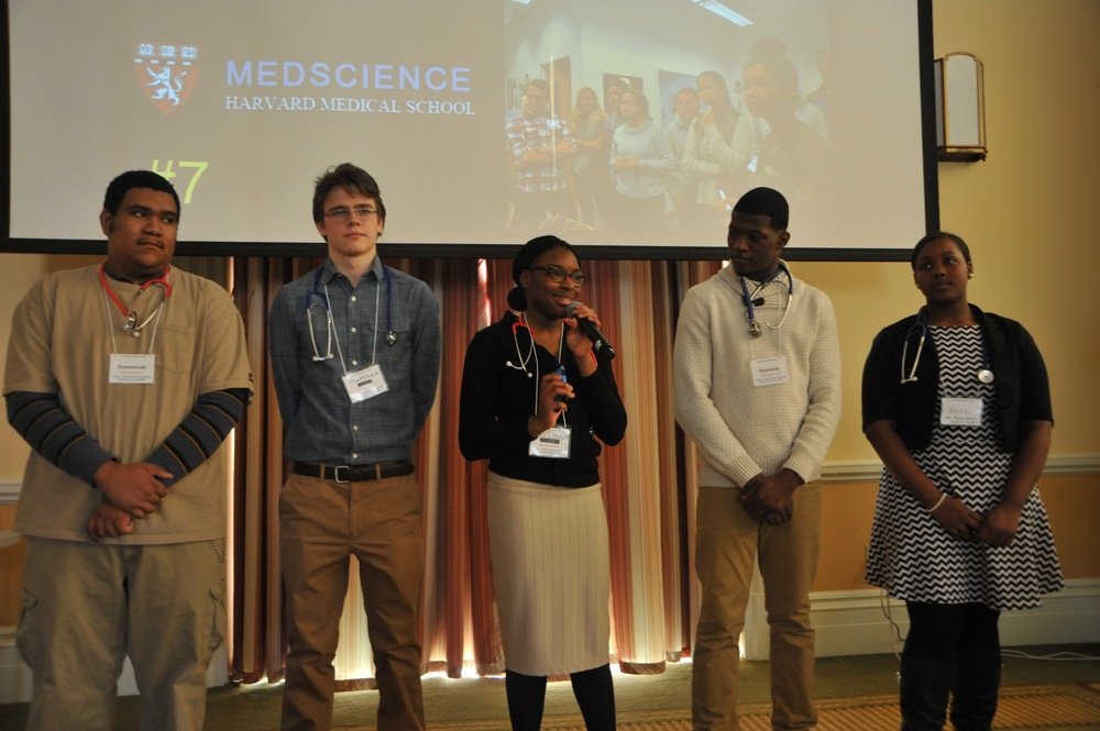 HMS MEDscience was a selected participant of the 2016 LearnLaunch Conference!