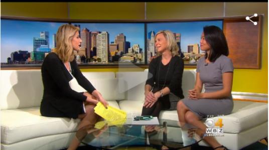 CBS WBZ-TV MEDscience Feature 12.3.16