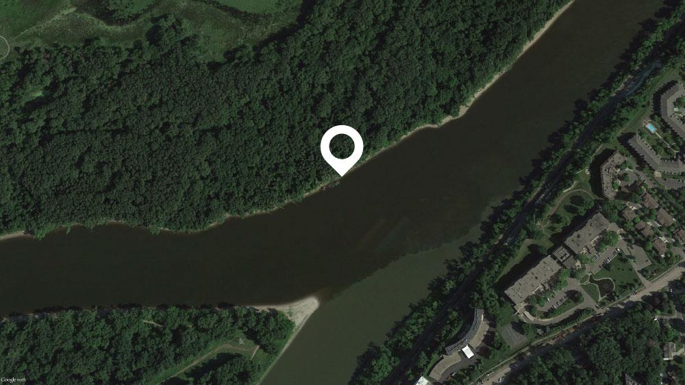 """Crosby Farm Park 44°53'55.72""""N ·93°08'58.82""""W"""