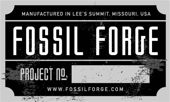 Fossil Forge Design
