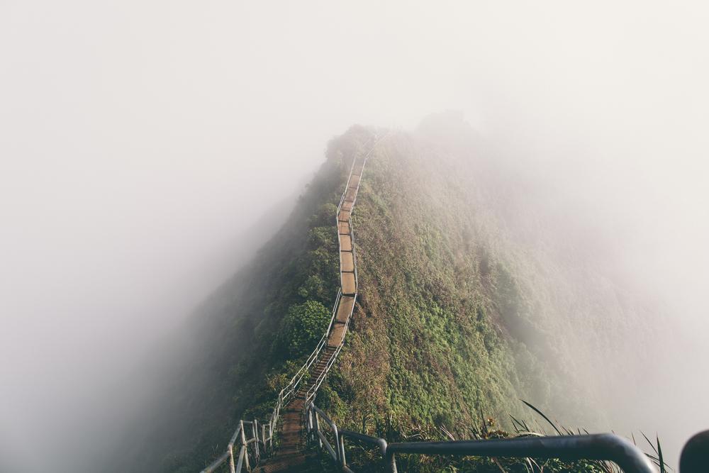 Haiku Fog
