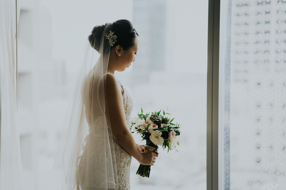 Wedding Bridal Portrait