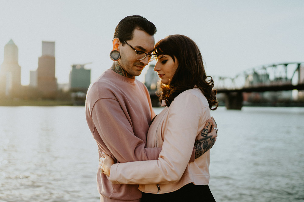 Alfred Tang Portland Wedding Photographer