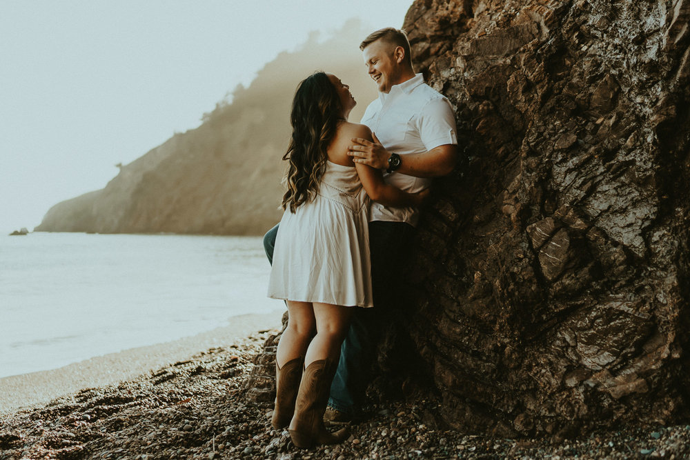 San Francisco Engagement Photographer Alfred Tang