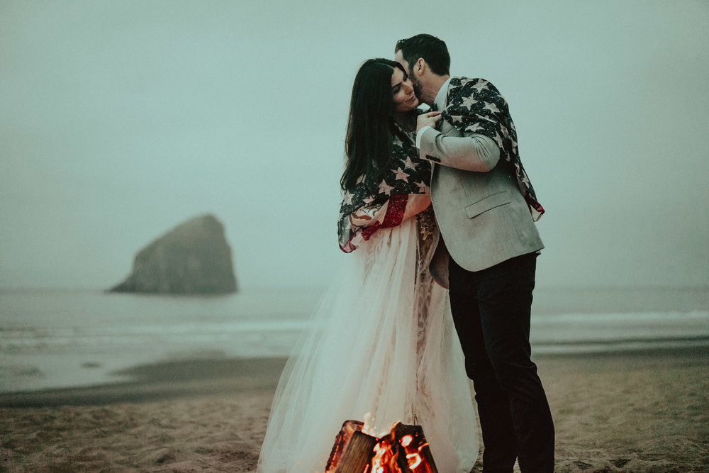 Elopement-Photographer-Canon-Beach