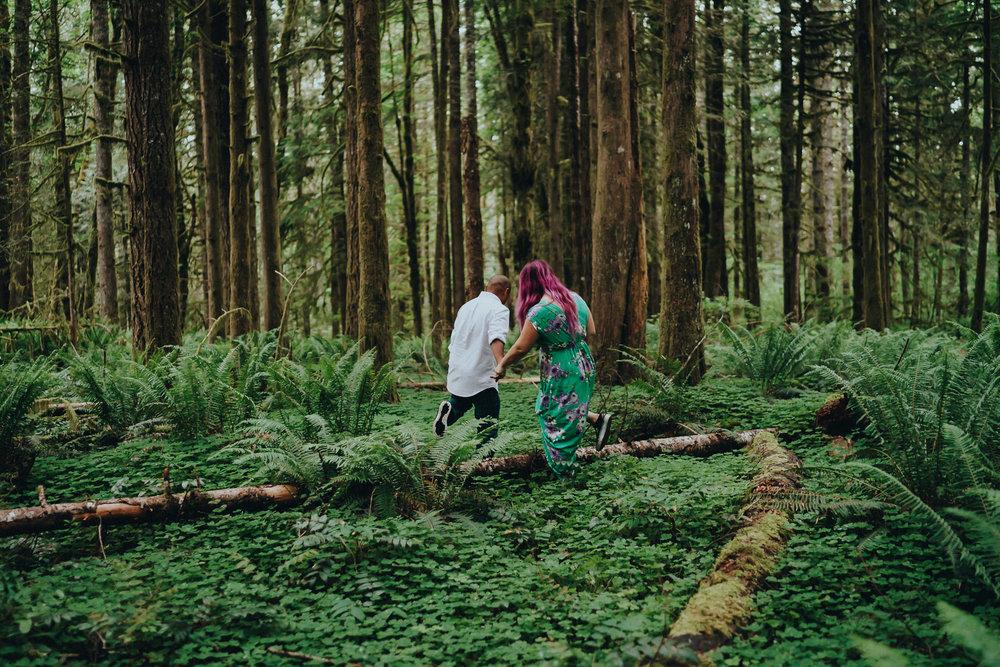 Fern-Engagement-Forest-Oregon