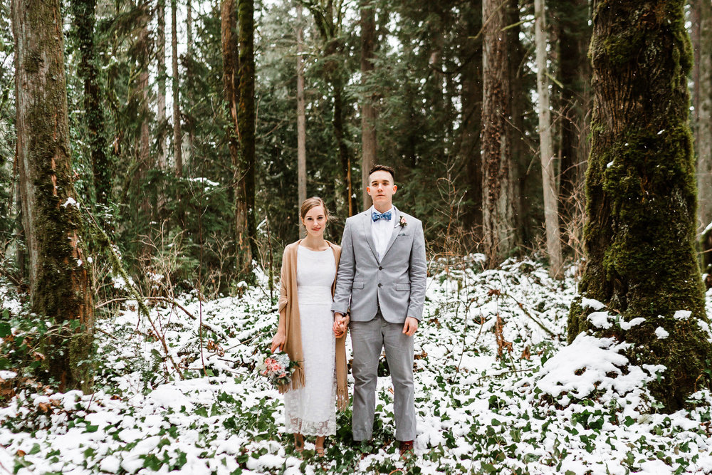 Destination Wedding Photographer Washington Olympic National Park