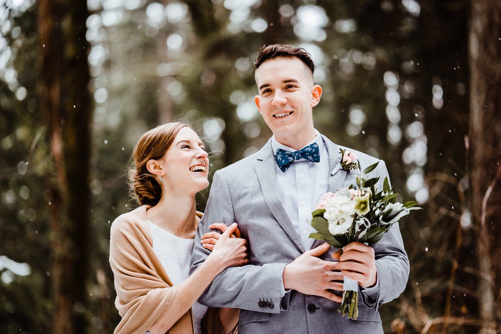 Washington Seattle Destination Wedding