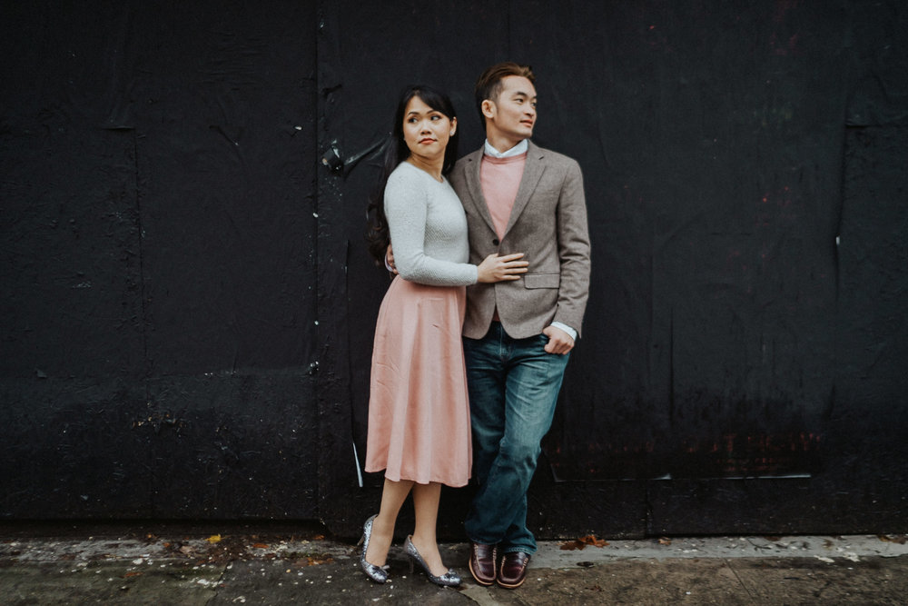 fashion engagement photographer
