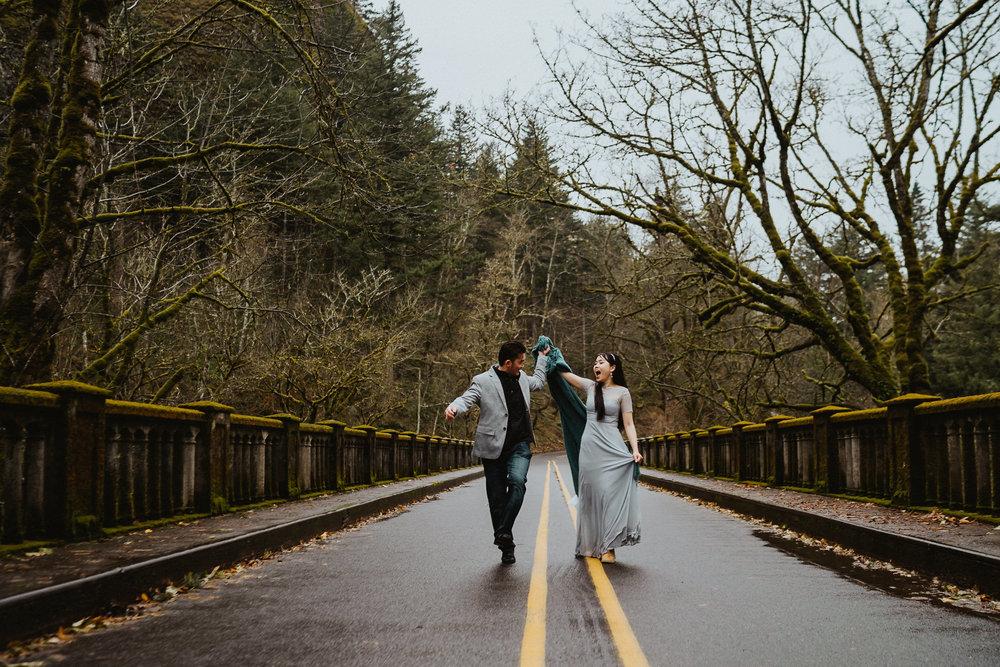 Happy Engagement Engagement Photographer