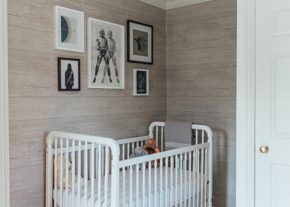 In home nursery decor newborn session Hamilton, Grimsby, Smithville, Niagara Region