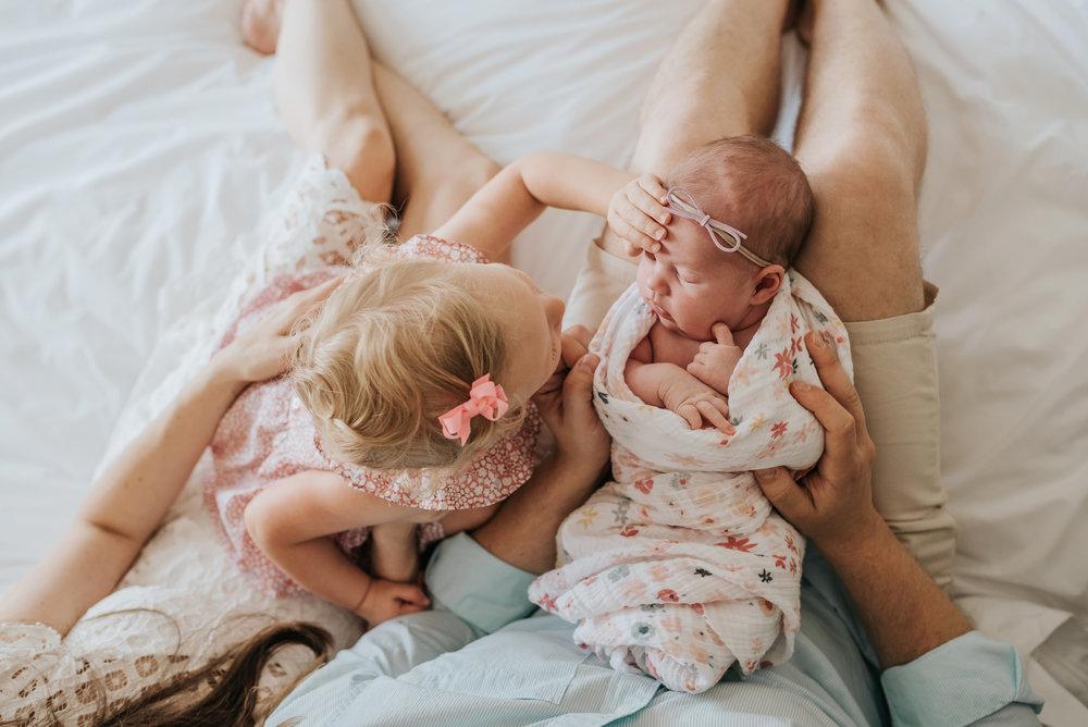 Hamilton & Niagara Newborn Photography