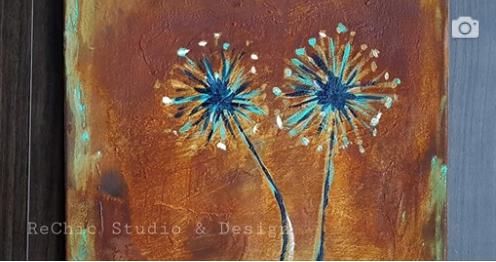 Rust Painting!