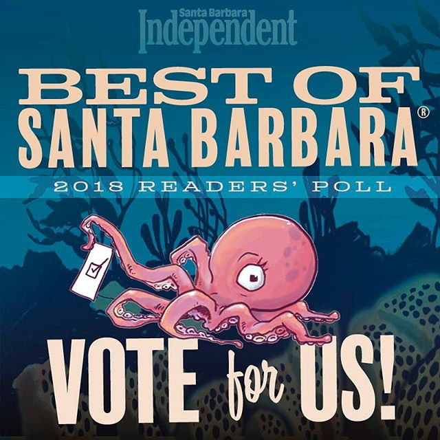 Thank you for your continued support after all these years! Vote us for Best Goleta/Montecito Restaurant, Best Margarita, Best Tacos, Best Salsa. 🏆😋 #losarroyos #bestofsb #voteforus #bestmexicanfood