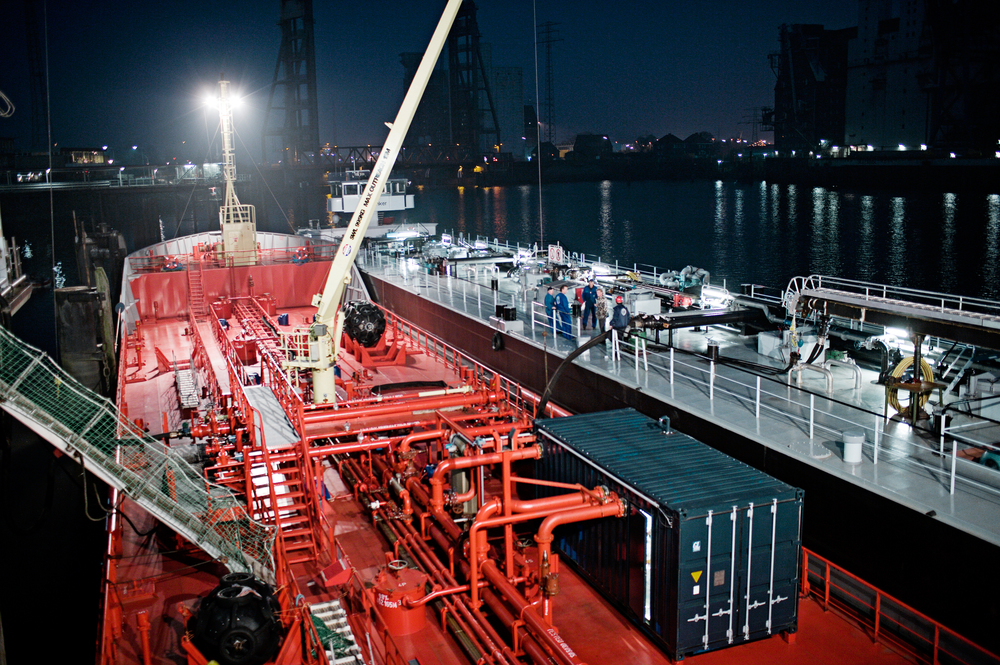 Are you a   MARINE ENERGY SUPPLIER?    Learn More