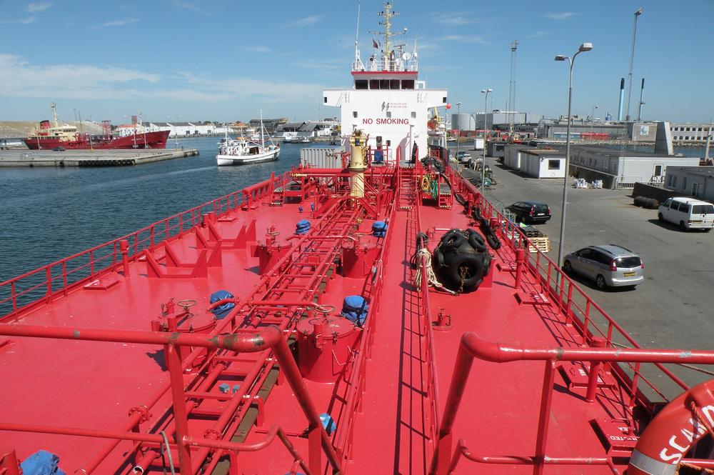 Marine Energy Infratstructure