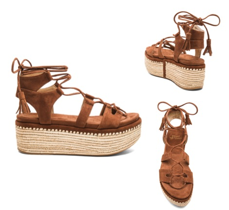 672f2f46f95 Lace up sandals are going to be super in this spring summer