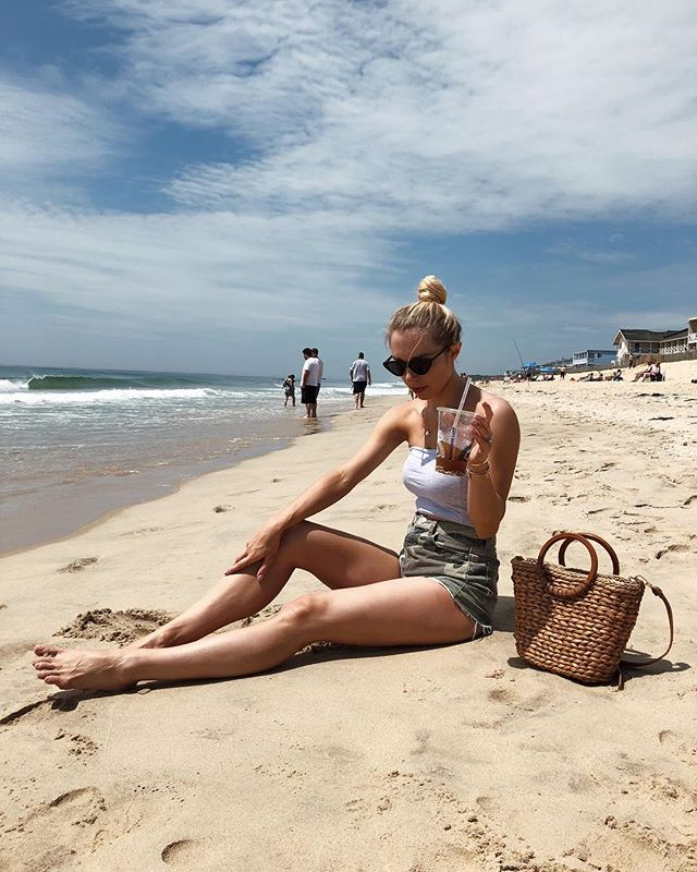 I like long walks on the beach. And coffee.