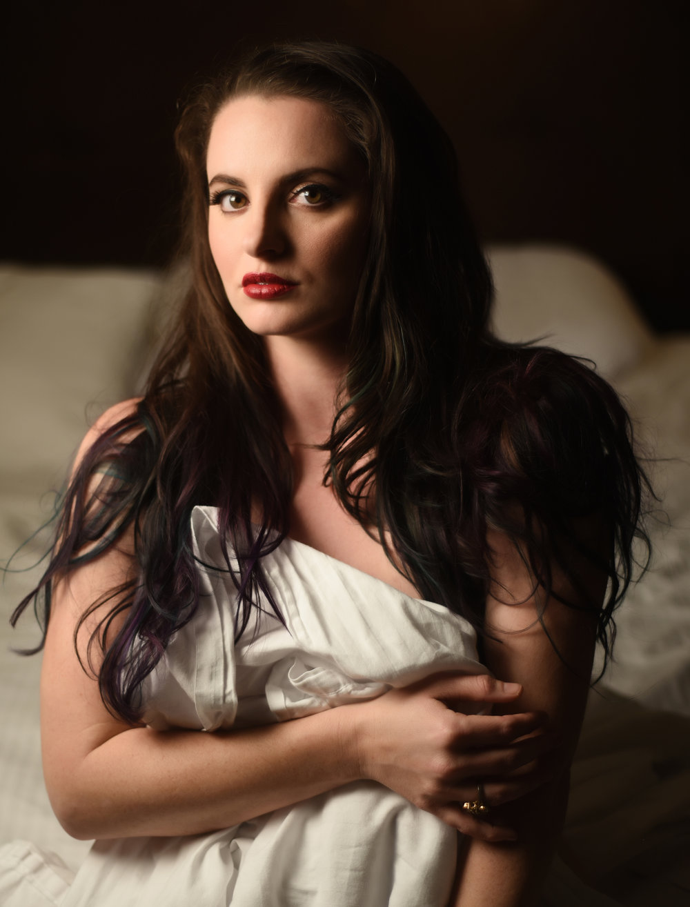 Between the Sheets Boudoir Portraits in Denver by La Photographie 04.jpg