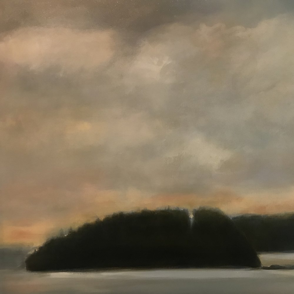Ragged Island II 28 x 30 Sold
