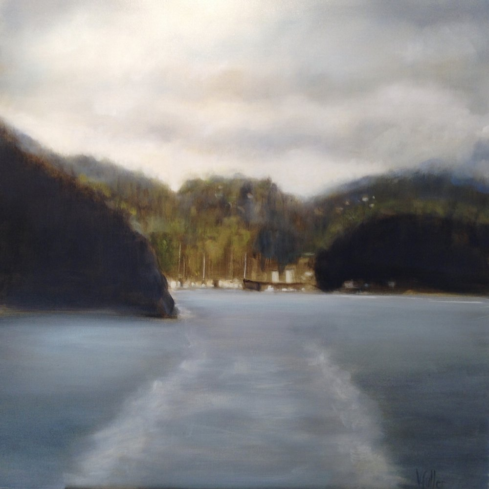 Snug Cove 36 x 36 Sold