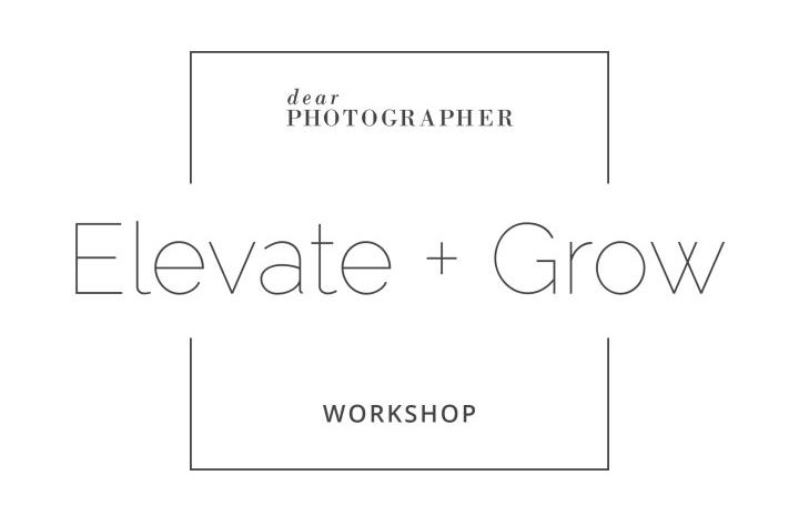 Elevate + Grow Workshop