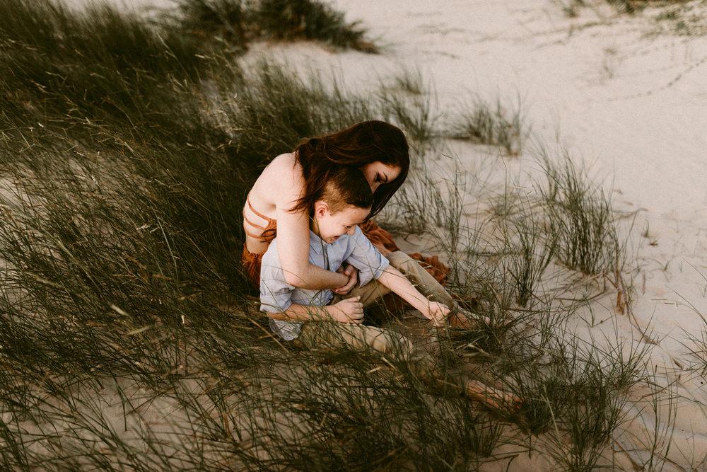 Spectrum-Inspired-Session-Autism-Awareness-Windy-Padre-Island-Beach-Earthy-Flowy-Dress-Kerlyn-Van-Gelder-Photography-Corpus-Christi-Photographer