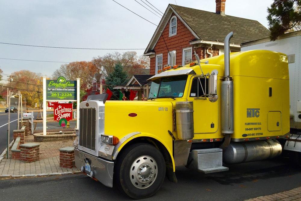 NEWS X-Mas Truck(3x2)