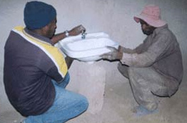 2008 - water supply fitted