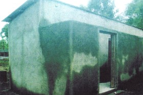 2009 - new toilet block