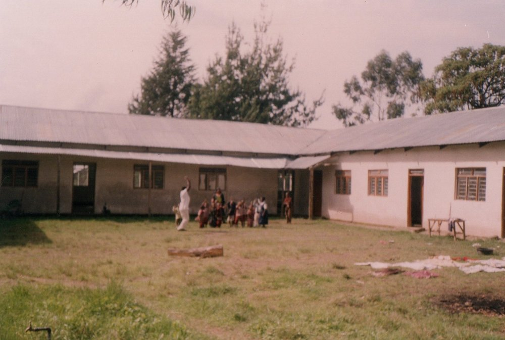 2014 - the main school building