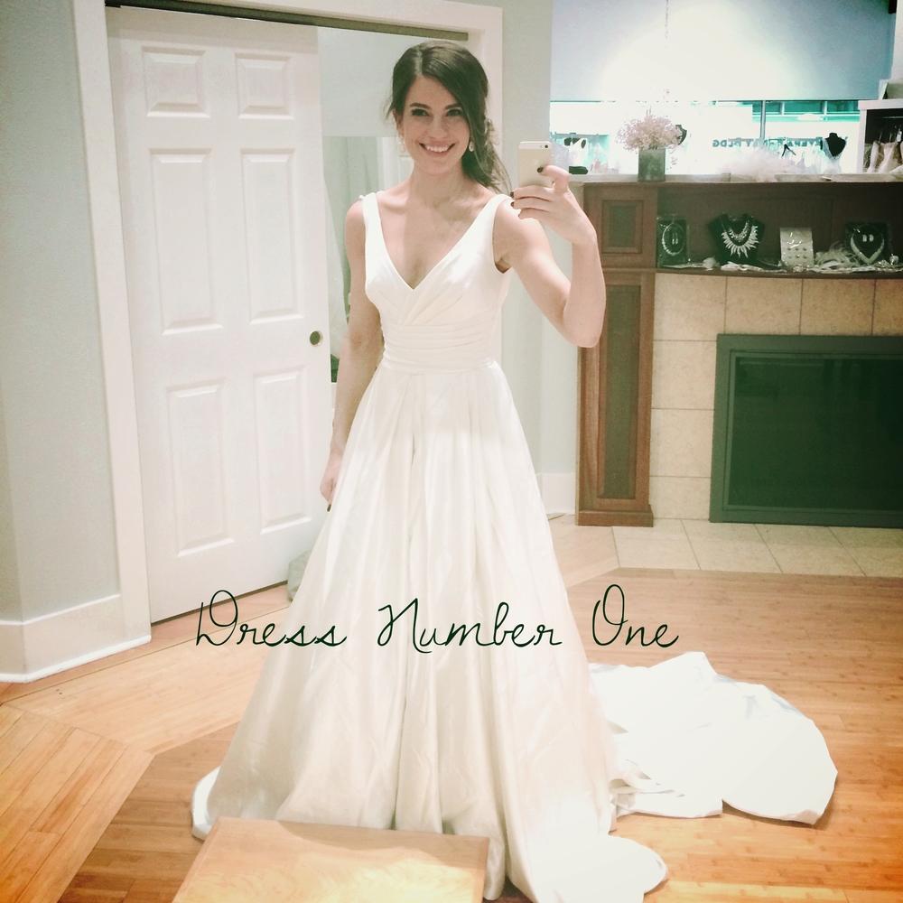 Dress Anxiety — Vanity Affair Events
