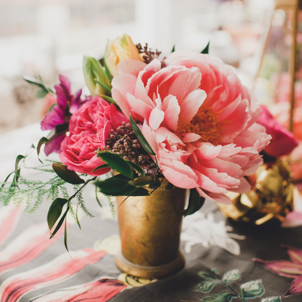 Swoon Floral Design // Carina Skrobecki Photography