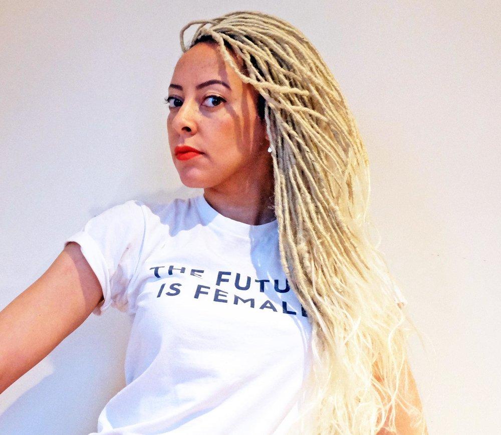 Blonde Goddess Faux Locs For 2017 M O Y O