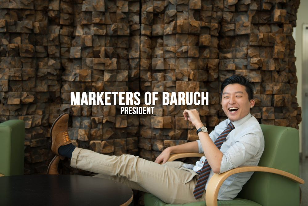Marketers of Baruch President