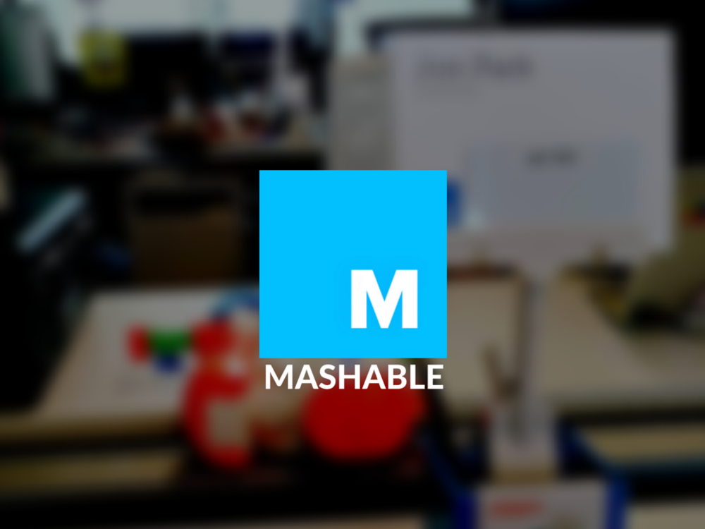 Jon Park Mashable