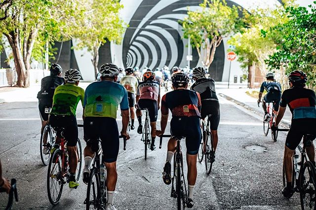 Warp speed into the weekend #RIDERhouse Miami blog is live on @elielcycling . . . . . . . . . . #vicecity #madehere #vscocycling #fuji #cycling #coffeeride #milesofsmiles #cyclist #stravacycling #cyclingpics #biking #groupride #strava #bikes #eliel #elielcrafted #cyclinglife #allied #exploremore #baaw