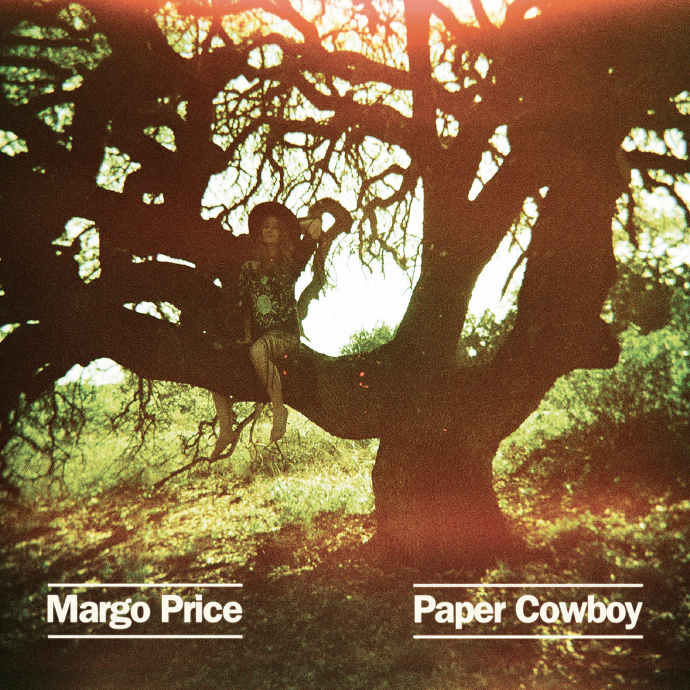 "Paper Cowboy b/w Good Luck 7"" Cover"
