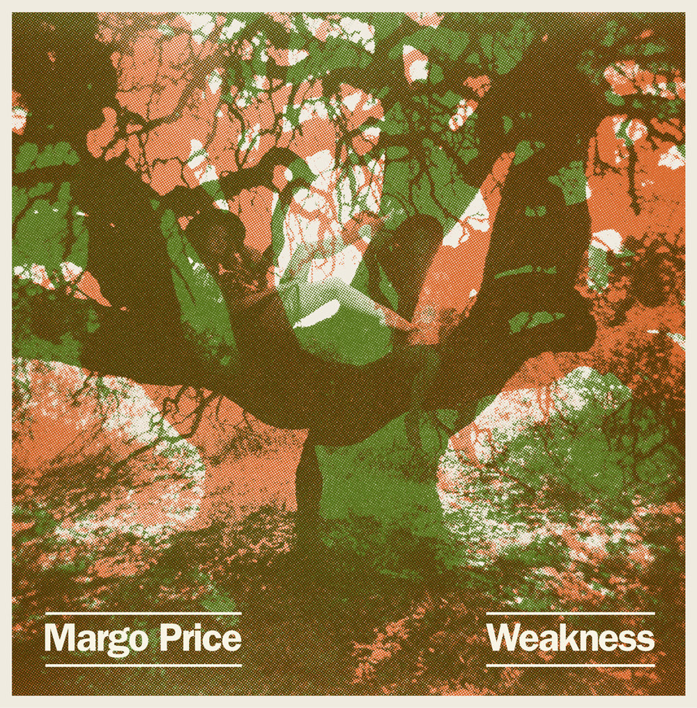 Weakness EP Digital Cover