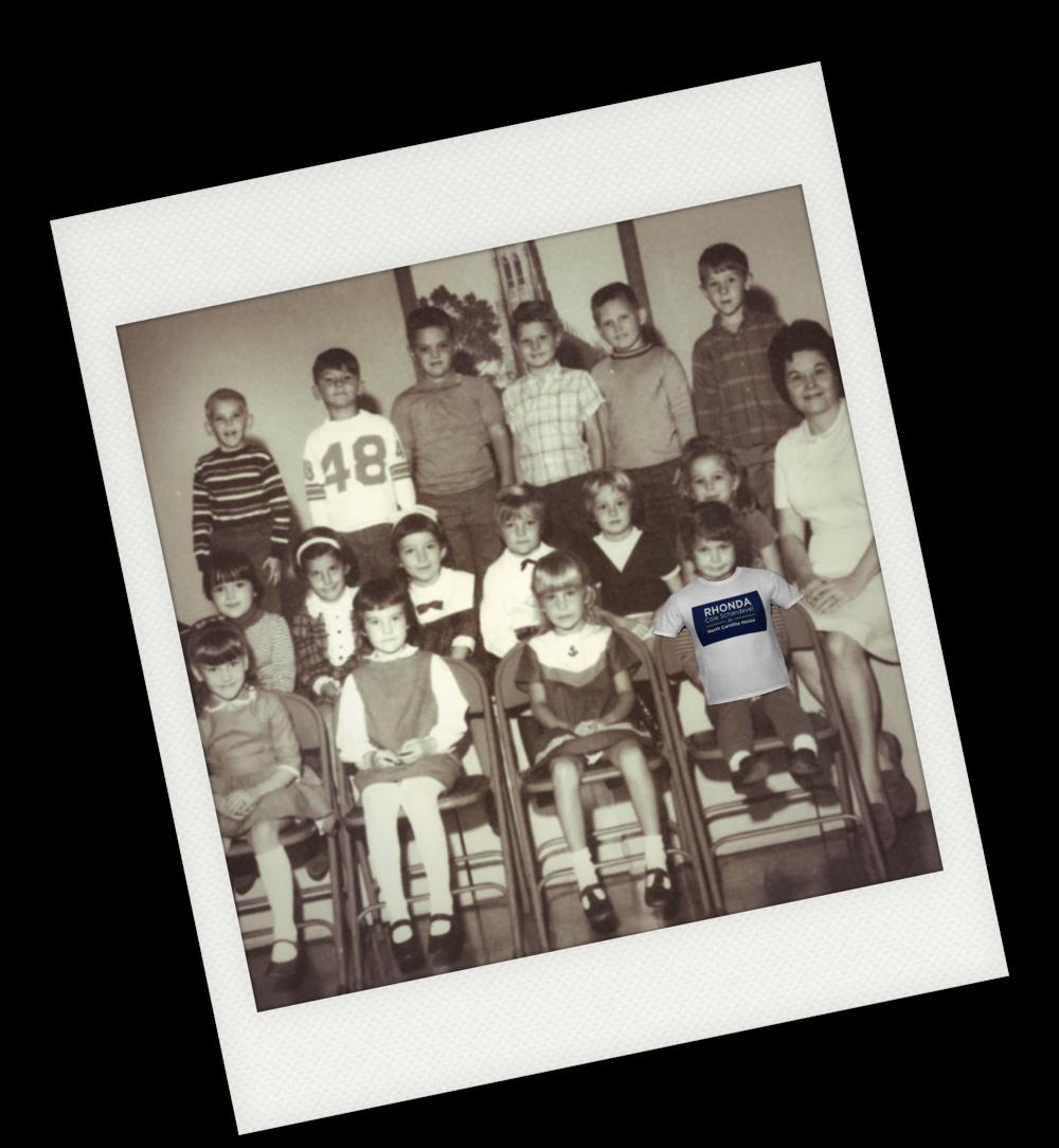 I began kindergarten in 1969....