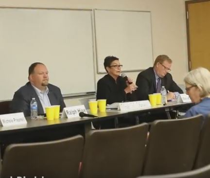 Candidate Forum at AB-TECH Madison County -