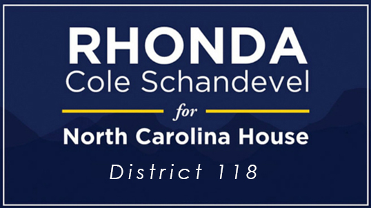 Rhonda for NC