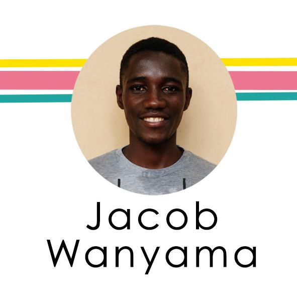 Jacob Wanyama -