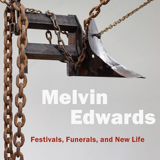 The David Winton Bell Gallery presents Melvin Edwards | Festivals, Funerals, and New Life. On view Nov 11 - Feb 11. Opening reception Tuesday, November 14, 5:30pm. #exhibitiongraphics #melvinedwards #davidwintonbellgallery