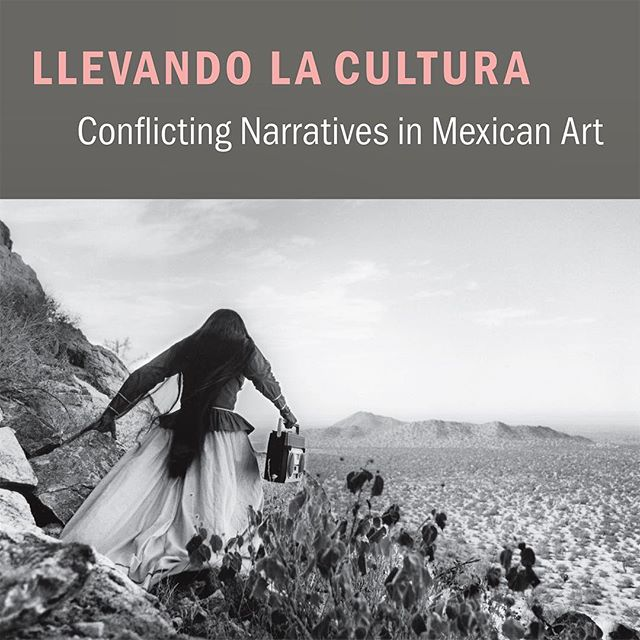 Llevando la Cultura: Conflicting Narratives in Mexican Art, on view at the David Winton Bell Gallery January 10 - February 11.  #davidwintonbellgallery #brownuniversity #exhibitionidentity #installationgraphics #mexicanart