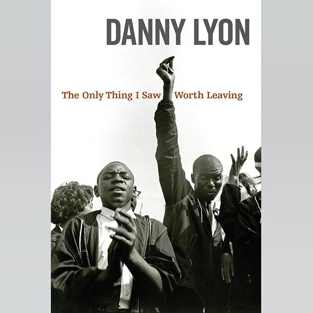 Danny Lyon | The Only Thing I Saw Worth Leaving on view at the David Winton Bell Gallery November 2 – December 19, 2018. Conversation with Danny Lyon and opening reception Thursday, November 1 at 5:30pm. #dannylyon #davidwintonbellgallery #exhibitionidentity #design #art #brownuniversity #exhibitiongraphics